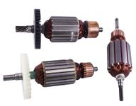 Якоря для электропил (цепных, дисковых, торцевых) и электрокос