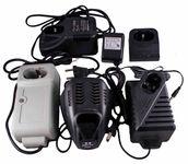 Зарядные устройства на шуруповерты