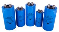 Конденсаторы CD60 330 VAC (пусковые, синие)