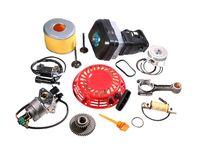 Запчастини на мотоблоки та двигуни генераторiв