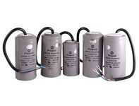 Конденсаторы CD60 250 VAC (пусковые, серые)