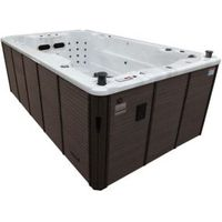 Canadian Spa Company St. Lawrence 6 Person Swim Spa 13ft