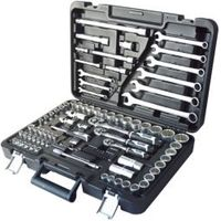 Mac Allister Mixed Sockets & Spanners Set Of 91
