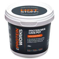 Protein Mug Cake Pot