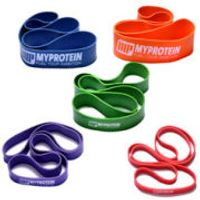 Myprotein Resistance Bands - Green / 23-54Kg (Pair) - Multi