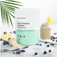 Soy Protein Isolate - Strawberry 1kg