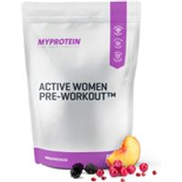 Active Woman Pre-Workout - Cranberry & Pomegranate - 1kg