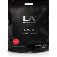 LA Whey Mass Gainer 5kg - Strawberry
