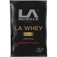 LA Whey Gold Strawberry Sachet