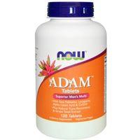NOW Foods ADAM Superior Mens Multiple Vitamin - 120 Tabs
