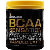 Dedicated BCAA Sensation - 30 Servings