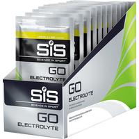 SiS GO Electrolyte 40g 18 Pack - Lemon & Lime