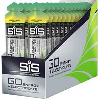 SiS GO Energy + Electrolyte Gel 60ml 30 Pack - Lemon & Mint