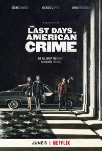 美国犯罪的最后日子
