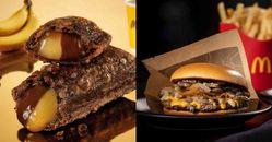 台灣麥當勞「巧克力香蕉派」限時登場,超爆濃口味手刀必搶!同步加碼回歸「松露蕈菇鷄腿堡」太奢華