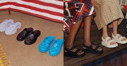 Gucci防水鞋粉絲瘋搶 !漁夫帽  、編織托特包、印花洋裝....5大「夏日精選」 單品限量登場