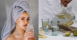 早起後第一件事,為何是喝水?專家:3 個好習慣,讓你整天精神飽滿
