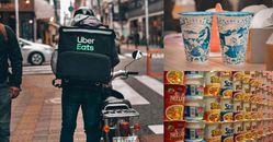 UberEats美食推薦熱門排行Top10!「可不可」疫情期間最夯手搖,國人最愛泡麵是「這款」!