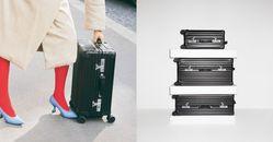 "RIMOWA行李箱新款""黑到底""!3種尺寸「Classic」系列 ,上架前店上詢問度已爆表!"