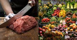 「吃素」好處有這5點!降三高、環保、減肥....想防癌每天紅肉攝取量最好低於「這個」數字!
