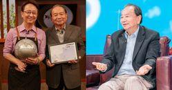 【金鐘56】播報氣象53年!76歲任立渝獲得特殊貢獻獎,7大金句展現氣度,「做事不要計較太多,吃虧就是佔便宜」