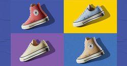 2021秋冬Converse必買帆布鞋Top5!三色拼接CP值最高,熱銷第一名竟然不是小白鞋!