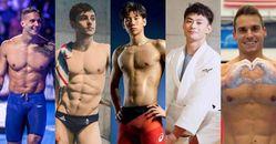 2020東京奧運評選「最迷人男運動員」17帥出爐!台灣雙帥楊勇緯、王冠閎紅遍國際,冠軍竟然打敗東加掌旗手