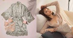 睡前儀式感推薦6件高質感睡衣!Passionata、曼黛瑪璉...讓微性感走入日常