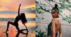 【時尚大店長】王麗雅跟著Nike起跑,健康女神靠「瑜珈」找到自我!