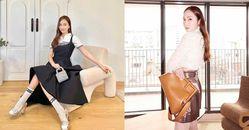 2021秋季精品包推薦!Jessica5款穿搭也愛不釋手,Fendi、Dior、Loro Piana…入門到經典款一次全集合