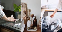大掃除也有攻略?家事達人教你 3 樣工具讓你快速完成打掃、輕鬆又乾淨!