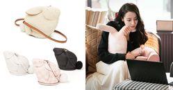《你是我的榮耀》迪麗熱巴穿搭行頭一次看!女神搶揹Loewe兔子包賣萌,大象、熊貓⋯ 讓你擁有一座時尚動物園