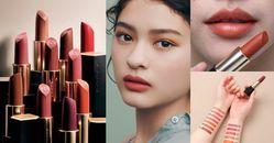 SUQQU唇膏推薦「乾燥玫瑰色」!為台灣女生量身打造,環保換殼設計百元就能擁有?
