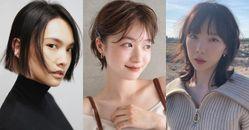 2021短髮趨勢Top6!無層次短髮、日系蘋果頭、及肩鎖骨剪⋯BLACKPINK  Lisa「同款」風靡全亞洲