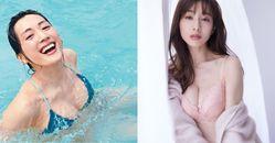 綾瀨遙僅排行第3!2021日媒票選「女性最理想身材」排行榜Top5,「日本張鈞寗」榮獲第一