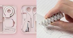 誠品文具博覽會登場!寫不斷的自動鉛筆、1秒速乾毛筆...日本文具大賞得獎作品一次蒐購