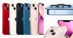 iPhone13 價錢、開賣日出爐!2萬初就能入手,寶寶粉、天峰藍好難選!1TB容量時代真的來了