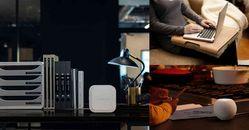 提升工作效率推薦Top 10「高質感辦公桌配件」!小米路由器賣翻了,HomePod Mini好看也好用