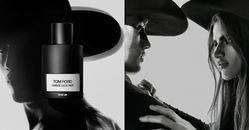 Tom Ford香水也瘋「極簡黑」?!全新設計師系列穿上黑皮衣耍性感,男女共香激情首選是它