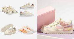 2021秋冬熱門色「起司白」球鞋推薦Top7!Nike、Adidas、Vans⋯溫柔百搭,一秒擁有大長腿晉升甜點系女孩!