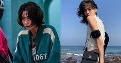 《魷魚遊戲》女主角「姜曉」鄭浩妍是誰?走上Chanel、LV、Fendi伸展台,拿下世界前50模特兒!