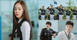 韓劇《警察課程》首播收視奪冠!Krystal化身柔道女神,車太鉉大讚「想起年輕的全智賢」