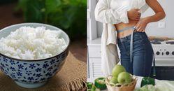 三餐吃白飯也能減肥!日本節目實測「6:4瘦身飲食法」,掌握黃金比例一天扒三碗也不怕