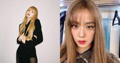 2021夏季染髮推薦「耀眼金」!BLACKPINK Lisa、Jisoo髮型示範,淺髮色5大重點,髮量稀疏原來也有關