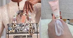 2021護手霜推薦Dior!粉紅玫瑰花蜜變身護手霜,手部保養安瓶是它