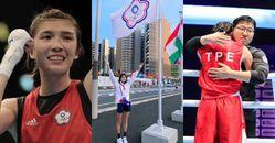 2020東京奧運拳擊好手「黃筱雯」!爸爸三度入獄,阿公一手養大「靠自己改變命運,當爸爸的榜樣」!