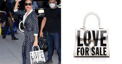 Lady Gaga單曲〈Love for Sale〉化身名牌包!被譽為全世界最老的 ITBag 到底紅什麼?百年來首次為歌手量身訂做