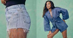 大坂直美直闖時尚圈,23歲網球天后攜手Levi's推4款聯名單品,全台這裡獨賣!