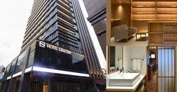 日本「格拉斯麗飯店」進軍台北!木質門框、純白色調還原日式簡約感,限時優惠房價一人竟只要千元!
