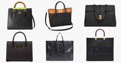 微解封終於不用WFH!盤點11款黑色公事包,Celine、Dior、LV…小資OL最愛